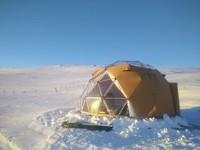 Tuva Turisthytte Arctic Dome