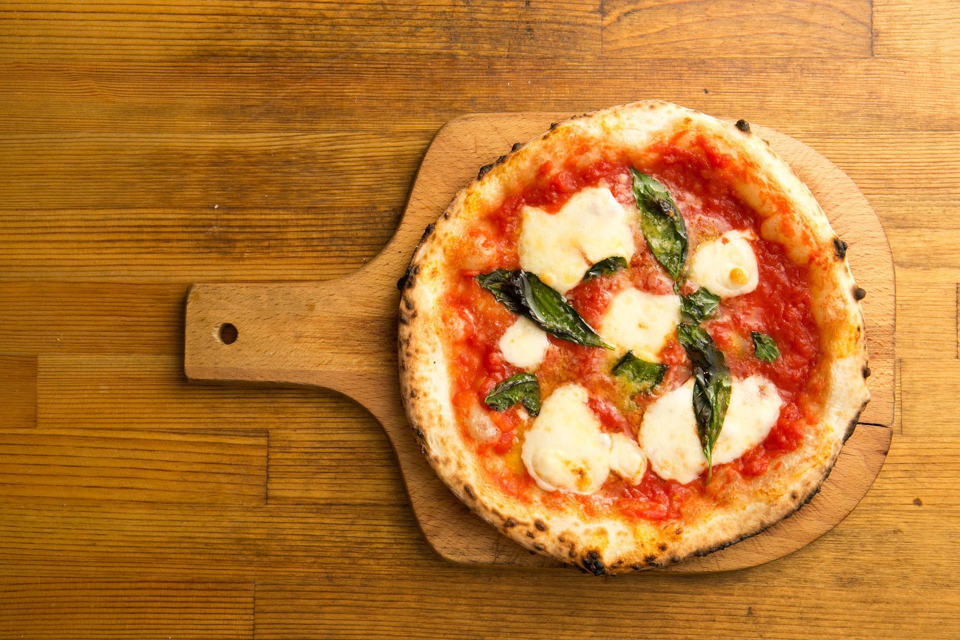 Gruppe: Pizzabakern