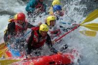 Energisk Rafting på Numedalslågen – hver dag!