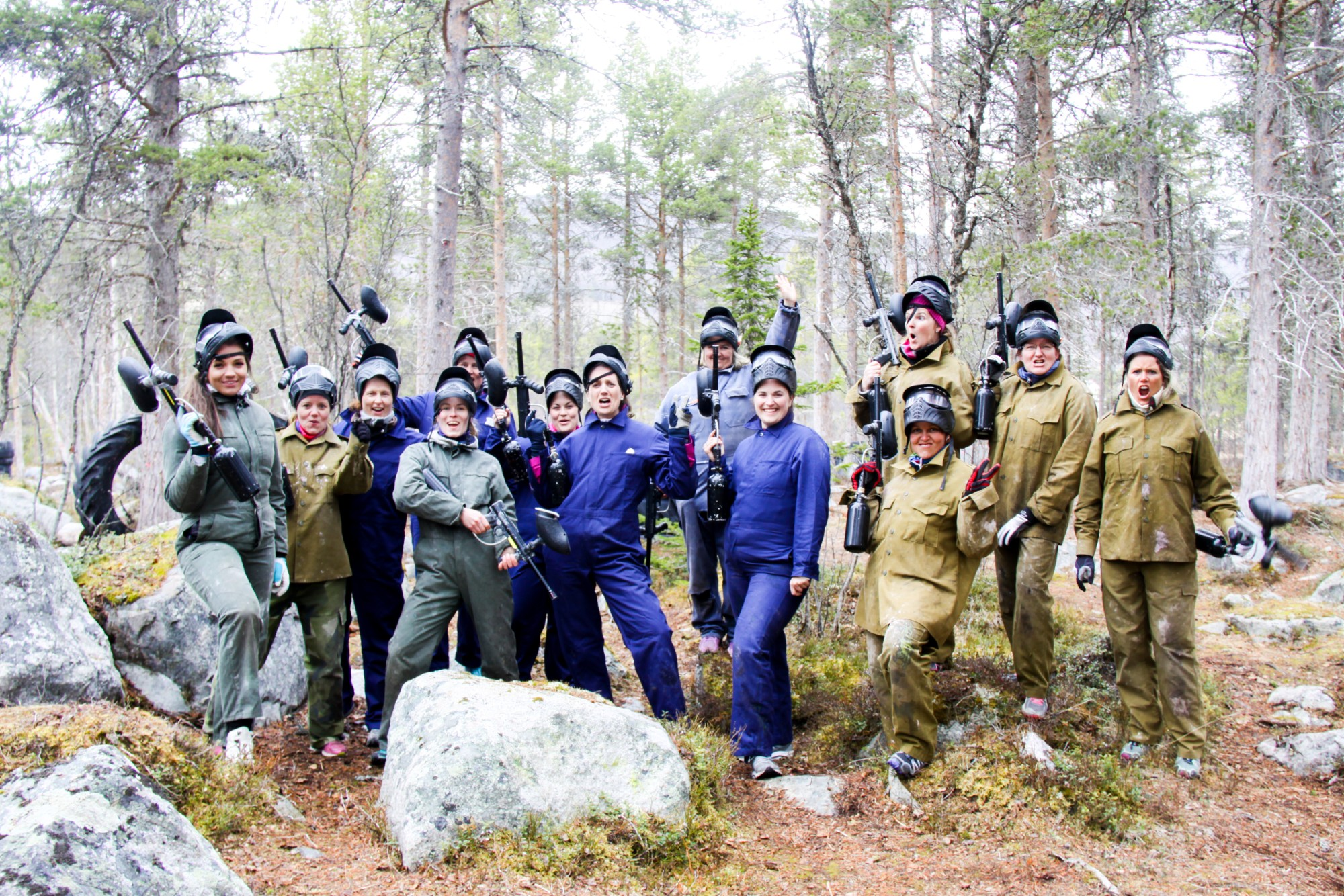 Gruppe: Teambuilding (COPY)