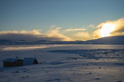 Fjellskitur på Hardangervidda