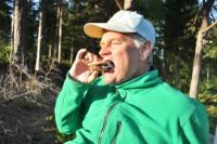 Knitrende flammer og smaken av Norge - Bålkos