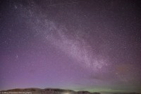 Fjellskitur på Geilo om natten