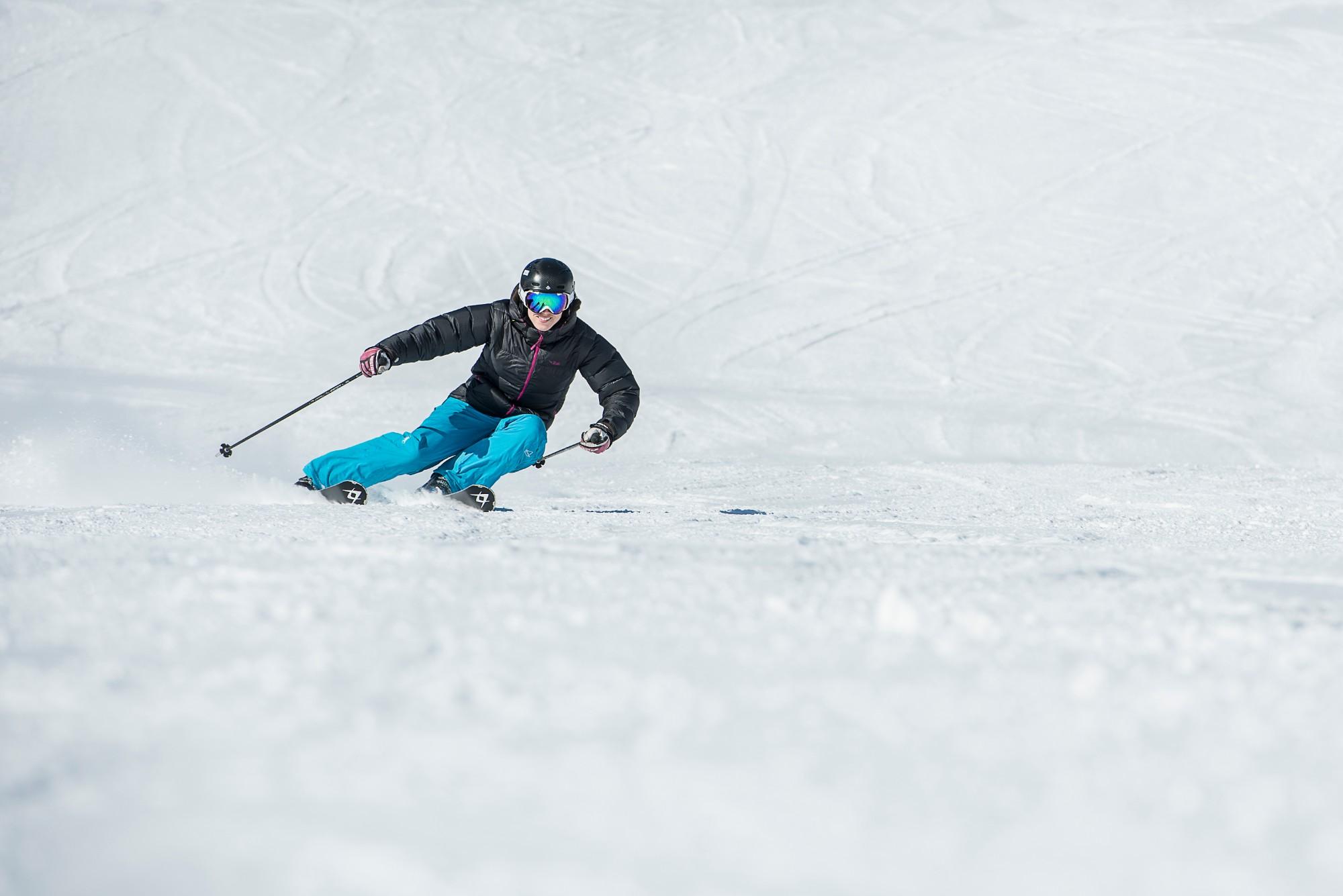 Ski clinic for kvinner