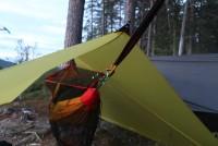 En natt i telt eller hengekøye - på forespørsel