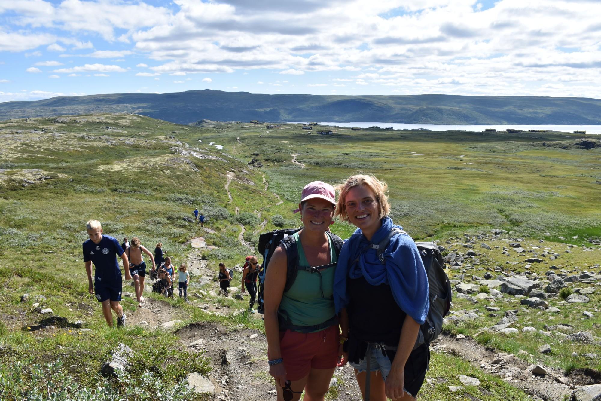 Guidet fjelltur for grupper