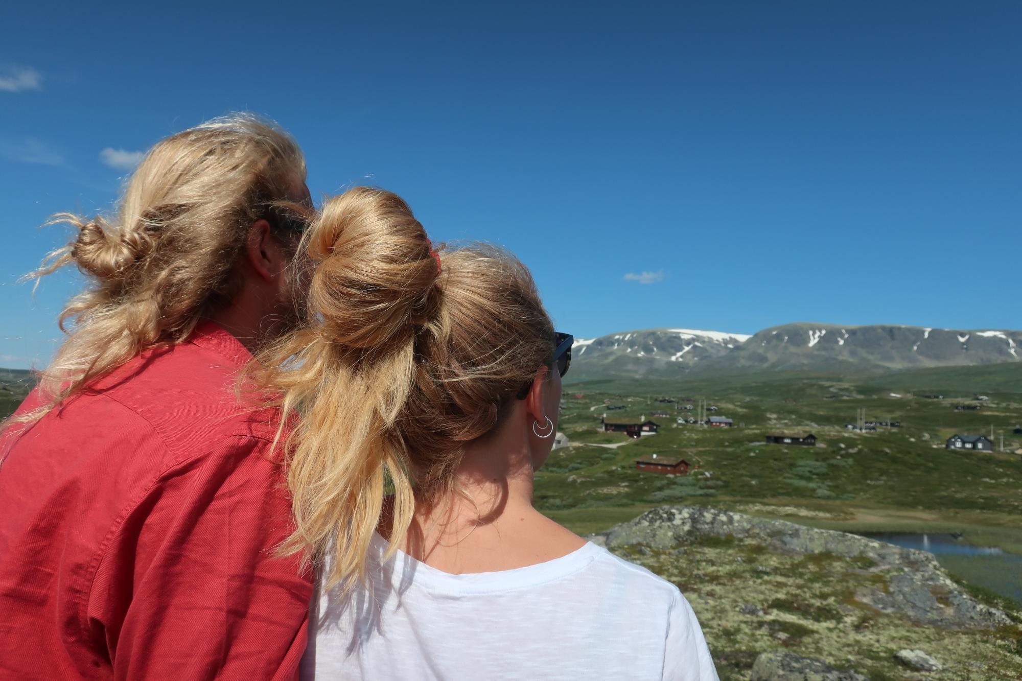 Lett fjelltur til Urundberget fra Geilo sentrum