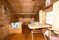 Tuva Turisthytte: 4-sengs med middag og frokost