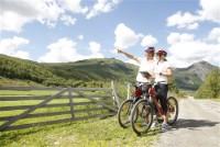utleie, tur og terrengsykkel
