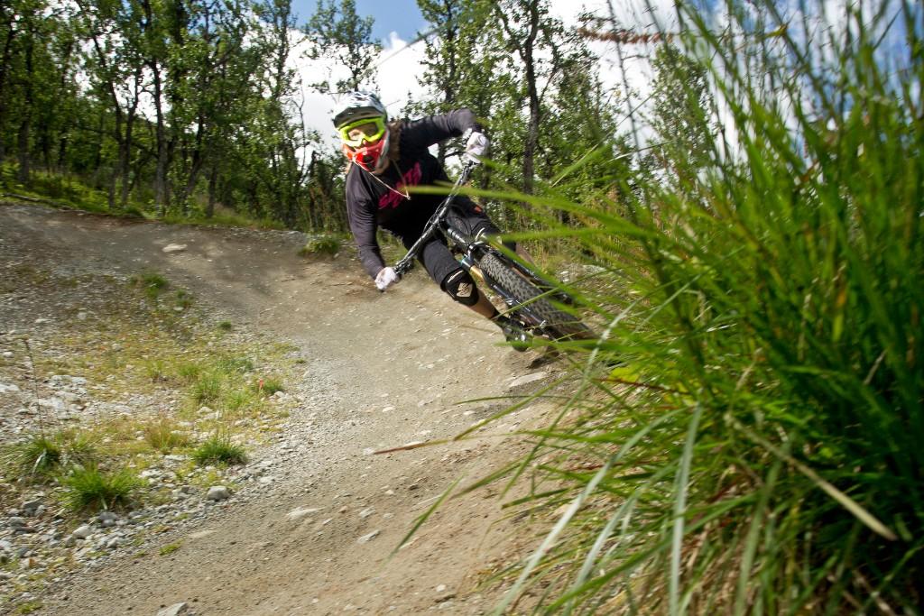Utleie av downhill sykler