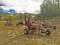 Mountain Cart, Gruppeprodukt
