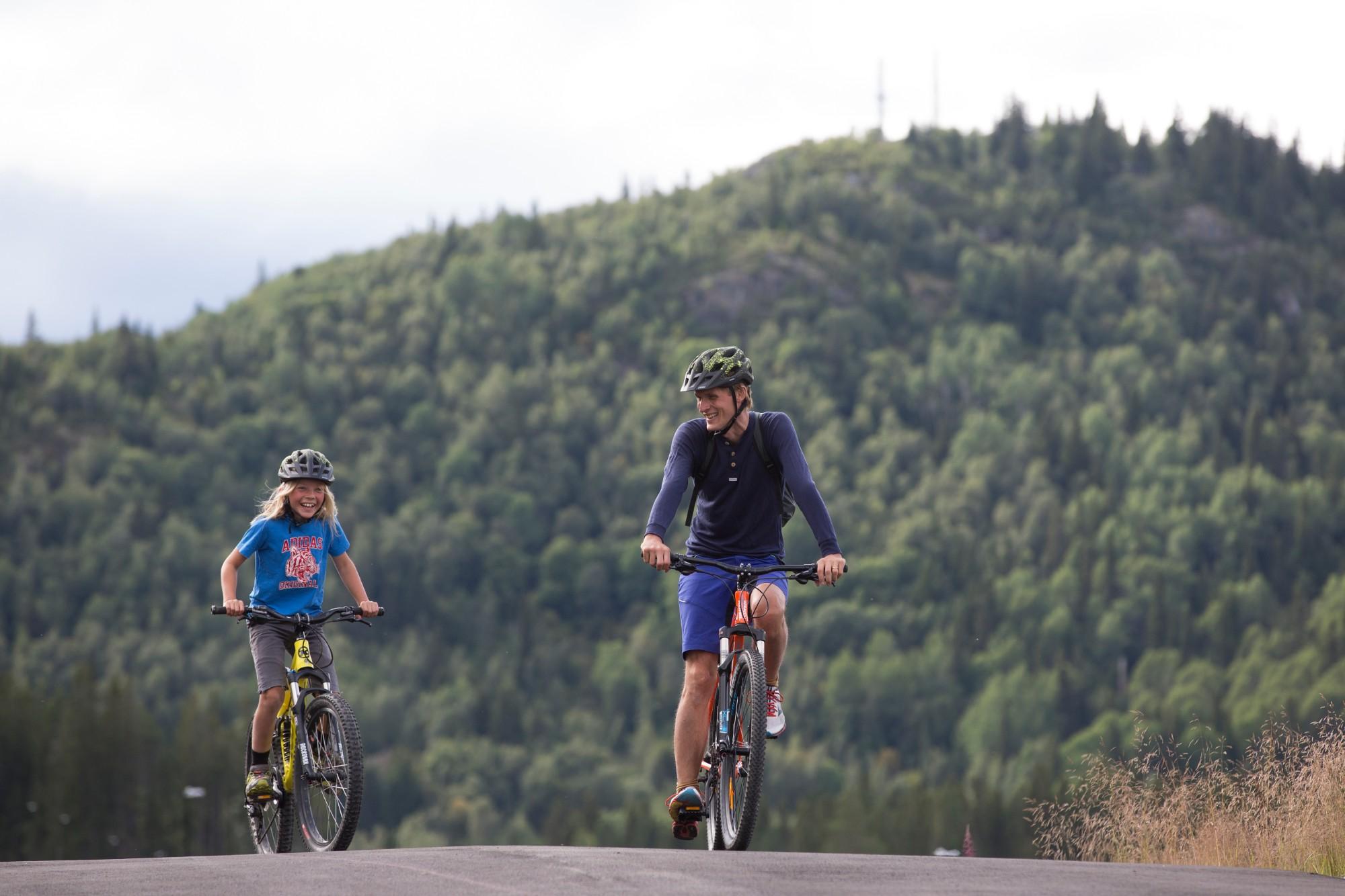 Sykkel, utleie tur, terrengsykkel