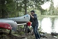 Guidet kanotur på Vannen