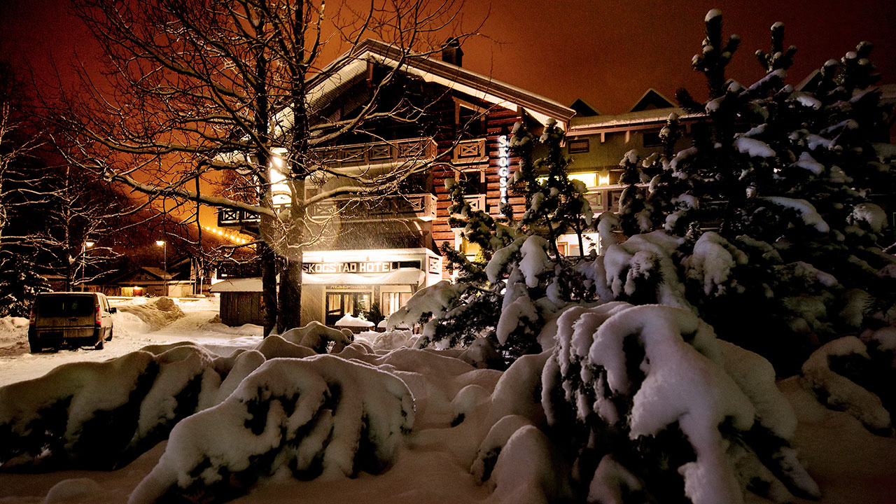 Skogstad Hotell - dobbeltrom