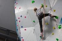 Klatring i klatrevegg (COPY)