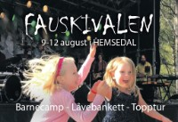Fauskivalen pakke inkl overnatting og festivalpass