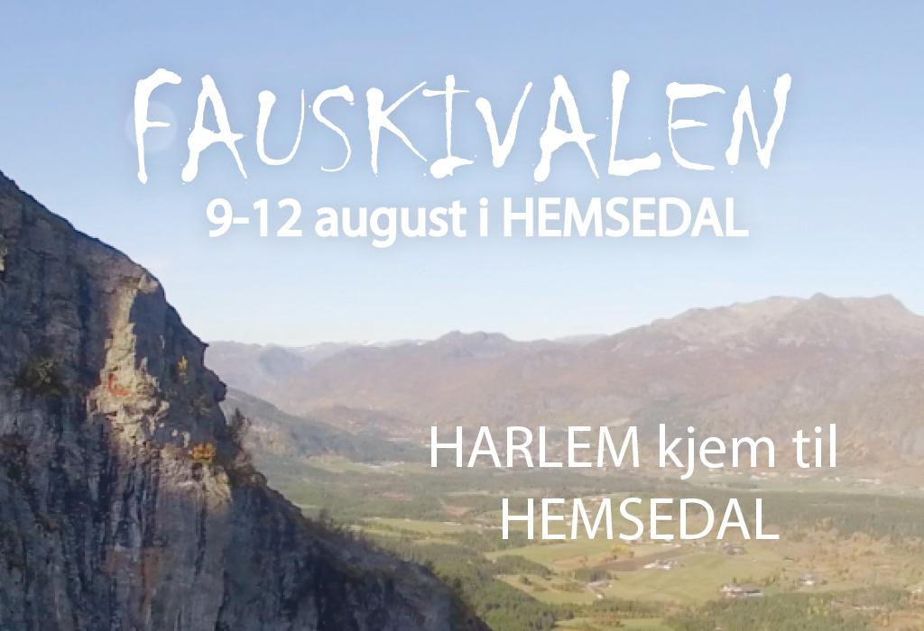 Fauskivalenpakke Skarsnuten Apartments og festivalpass