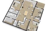 Skarsnuten D leiligheter - Skarsnuten Hotel