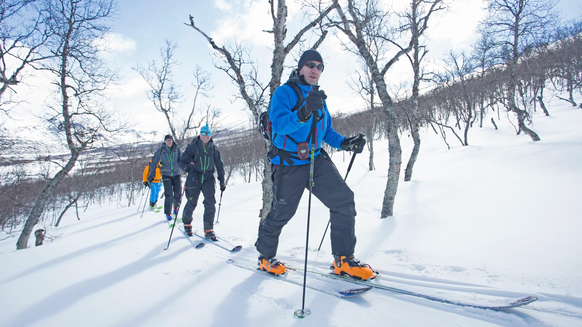 Guidet topptur, Hemsedal Fjellsport