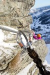 Vinter Via Ferrata