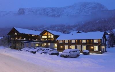 Fossheim Hotell