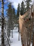 Vinterklatring