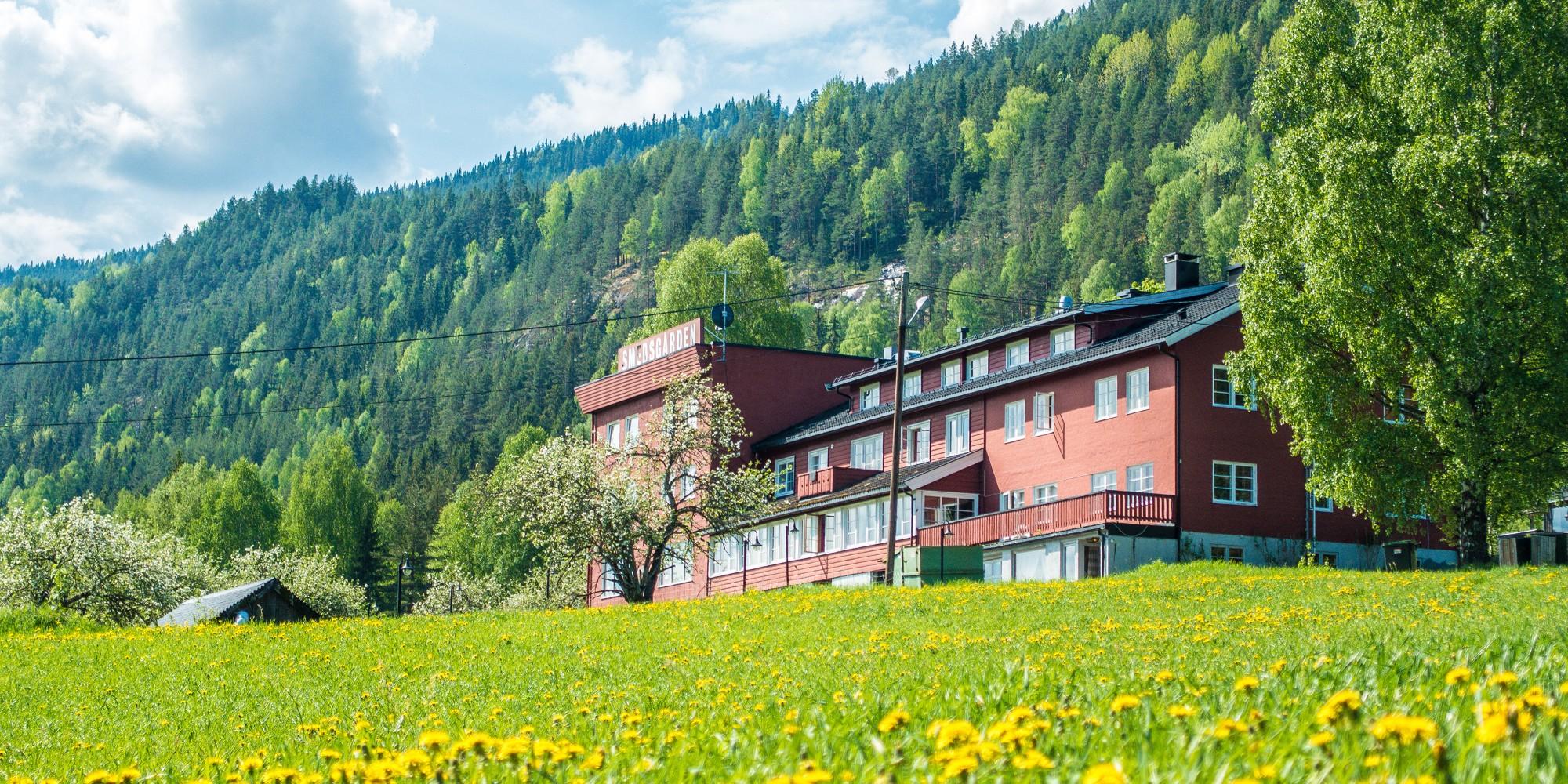 Smedsgården Hotell enkeltrom