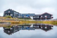 Fagerhøy Fjellstue tremannsrom