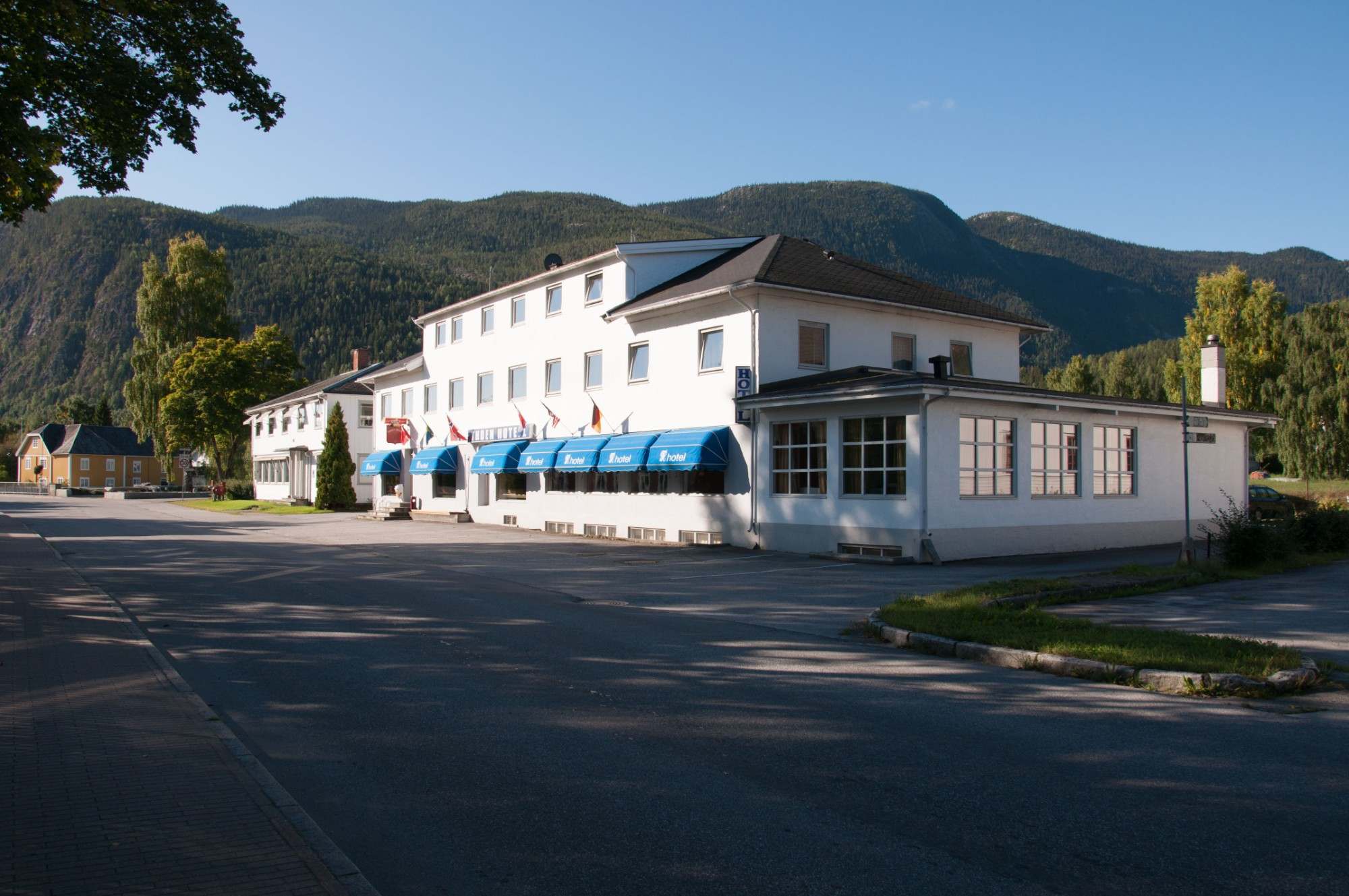 Thoen Hotel enkeltrom