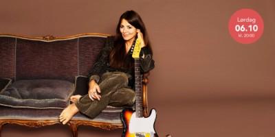 Konsert med Claudia Scott
