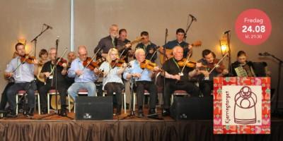 Opplev folkemusikk fra Shetland