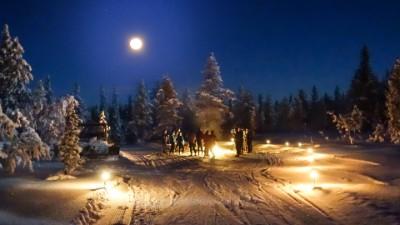 Måneskinnstur Nesbyen