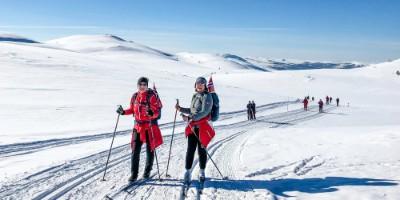 Kjerringsleppet Vinterslepp 2019