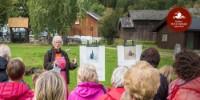 Guiding i Kunstlandskap Nesbyen