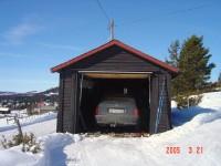 Svanro garasjen