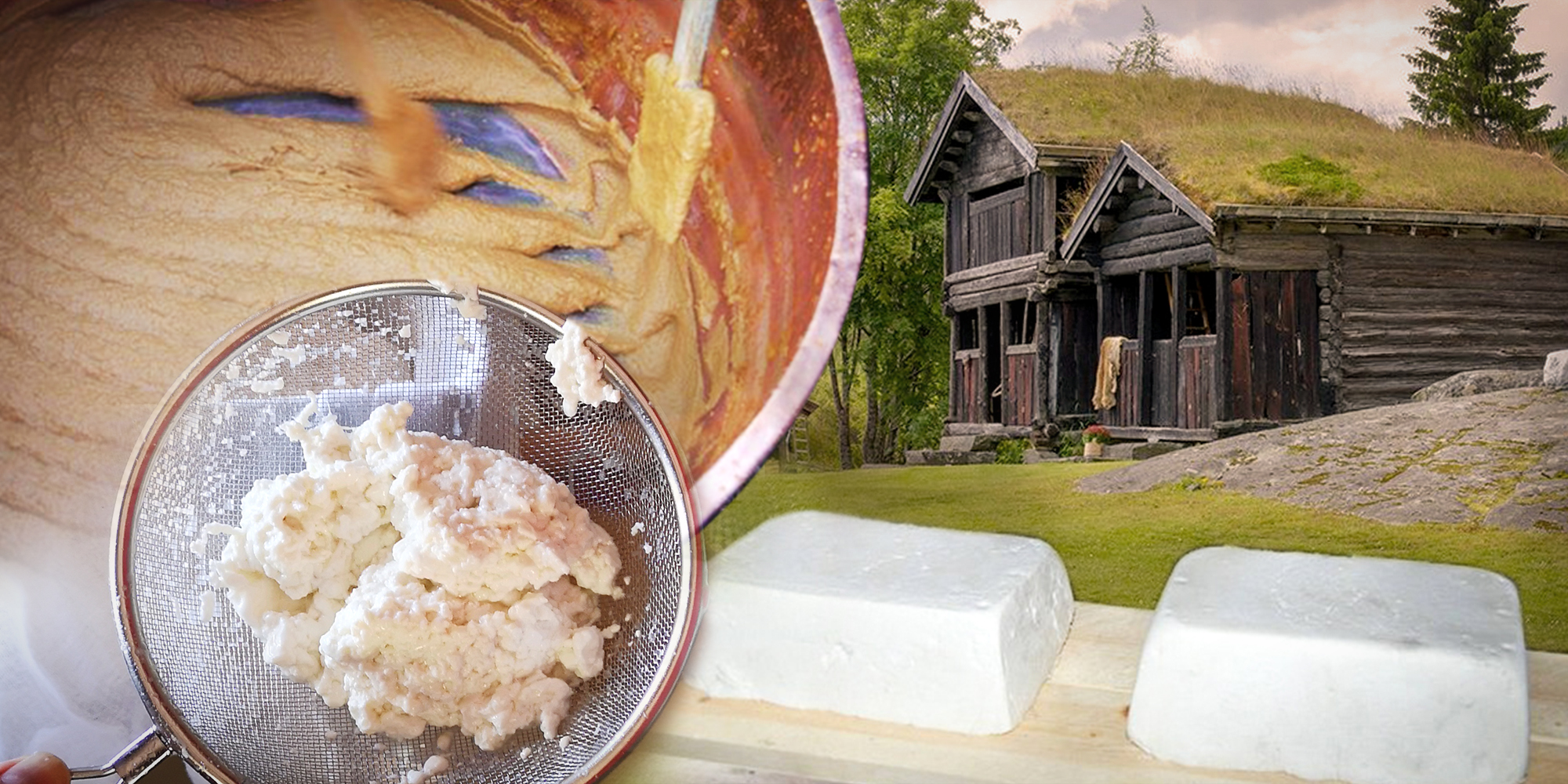Bjørnerud Fjellgård - Ystedag